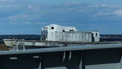 Minelayer M415 Olev (Estonian Maritime Museum, 20180813) (RainoL) Tags: crainolampinen 2018 201808 august boat eesti estonia fz200 geo:lat=5945306857 geo:lon=2473614203 geotagged harjumaa kalamaja m415 m415olev minelayer ship summer tallinn vessel viro est