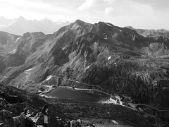 Col & Hospice du Grand Saint-Bernard (E*M) Tags: montagne mountain alpes col grandsaintbernard paysage landscape montmort crête