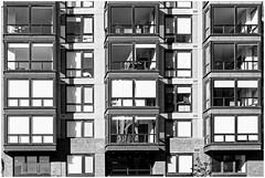 14th Street Modern (Rex Block) Tags: 14thstreetarchitecture nikon d750 dslr dc washington 14thstreet street apartment building architecture modern ugly
