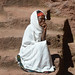 Pilgrim, Lalibela, Ethiopia