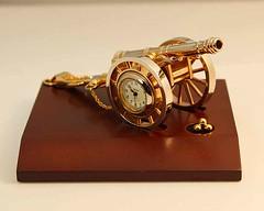 Bulova Miniature Clock Antique Civil War Cannon B0416 Solid Brass Collectable (reddealsonline) Tags: bulova antique civilwarcannon clock b0416 upc0424293784476 adjustablebarrel moveablewheels toychain cannonballs classicbattlefieldcannon limitededition miniature clocks quartz brass mini collectors collection antiques timepiece auction handtooleddetailing 1988 vintage timekeepingelement vibratingcrystal
