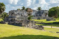 Tulum Archaeological Site (Eunice Gibb) Tags: mexico quintanaroo south caribbeansea caribbean ruins mayanruins mexicanruins archaeologicalsite archeologicalsite mayanarchaeologicalsite tulumarchaeologicalsite tulumruins