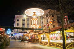 German Christmas Market (Baker_1000) Tags: 2018 bristol christmas market christmasmarket germanchristmasmarket germanmarket german night longexposure autumn nikon d90 nikond90 raw