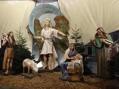 Merry Christmas ! (harry_nl) Tags: netherlands nederland 2018 tilburg kerststal heuvel merrychristmas