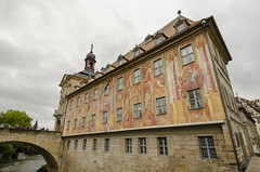Altes Rathaus Bamberg (rschnaible) Tags: bamberg germany europe sightseeing building architecture outdoor street photography old historic altes rathaus government