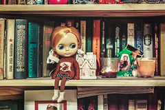 ♥ (Dyatel Woody) Tags: doll takara blythe neoblythe ebl winter fruitpunch