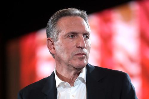 Howard Schultz, former Starbucks CEO