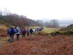 Ramblers above Kilsyth (luckypenguin) Tags: scotland northlanarkshire kilsyth ramblers walking