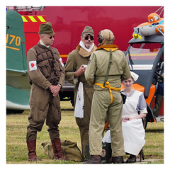 T16 (Aerofossile2012) Tags: 2017 meeting airshow laferté avion aircraft aviation toratoratora people reenactors