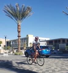 January 10. 2019 (19) (gaymay) Tags: california desert gay love palmsprings riversidecounty coachellavalley sonorandesert thebuzz bike bicycle riding