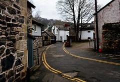 Narrow Back Streets Llangollen North Wales Dec 27Th 2018 Nikon D7100 (mrd1xjr) Tags: narrow back streets llangollen north wales dec 27th 2018 nikon d7100