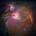 Hubble Space Telescope: Orion Nebula