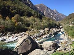 Valle Verzasca Ponte dei Salti (Las Cuentas) Tags: valle versasca schweiz swiss suisse verzasca