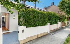 61 Mackenzie Street, Bondi Junction NSW