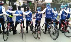 Estreno BKOOL center Triatlón World team clavería entrenos 28-02 03-03 11