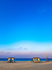 Feast (Farida Ezzat) Tags: beach blue sky sand sea