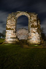 Dudley_9X7A8833 (timbertree9) Tags: colour blackandwhite dudley dudleycouncil westmidlands priory sky skyatnight architecture historic ruins eng unitedkingdom central hdr dark darksky stars clouds lighting shadows stone