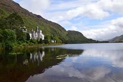 2018-09-11-3639 (tonykliemann) Tags: ireland kylemoreabbey
