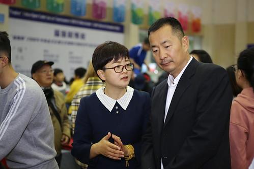 国家体育总局社会体育指导中心副主任杨善德亲临比赛现场