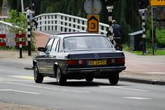 1984 Mercedes-Benz 230E (W123) (Dirk A.) Tags: kk34fd sidecode4 1984 mercedesbenz 230e w123 onk