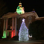 Rutherford Co. Courthouse Christmas 2018 - Murfreesboro, TN thumbnail