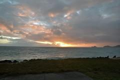 2019 Sunrise Bellows AFS (Fletch in HI) Tags: nikon d5600 tamron 16300 sunrise bellowsafs beach water waimanalo ocean oahu hawaii sky clouds