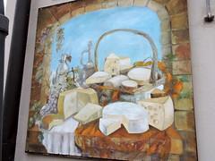 DSCN8019 (keepps) Tags: switzerland suisse schweiz vaud brent fall autumn painting mural wallpainting