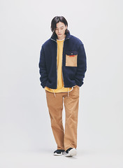 9 (GVG STORE) Tags: quietist outer unisex casualbrand coordination gvg gvgstore gvgshop