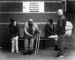 Smoking Zone (JEFF CARR IMAGES) Tags: manchester northwestengland