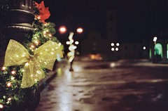 Luci del Natale (michele.palombi) Tags: natale arezzo tuscany film 35mm analogic shot
