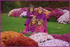 Kindergartenkinder ... es war wieder schön hier ... (Kindergartenkinder 2018) Tags: schloss arcen herbstzauber herbst kindergartenkinder annemoni milina sanrike tivi