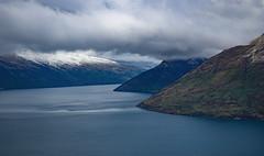 Lake Wakatipu (RP Major) Tags: lake wakatipu queenstown new zealand nz landscape mountains clouds olympuspro1240 snow