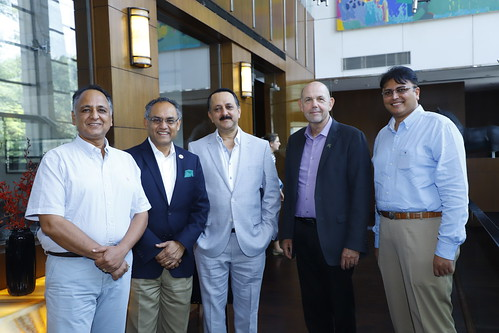 MSU Executive Forum in New Delhi, September 2018