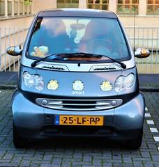 2002 Smart City-coupe (Steenvoorde Leen - 11.3 ml views) Tags: 2018 noordwijk noo carinthestreet 2002smartcitycoupe badplaats zuidholland
