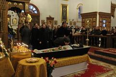 14. Похороны мон. Трифона (Дахневича) 13.12.2018