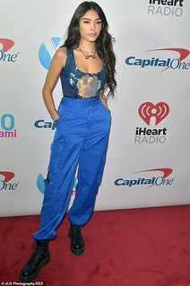 Madison Beer at Miami Jingle Ball