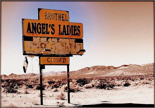 Angel Slid Too Far