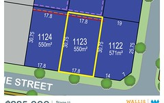 Lot 1123, Tangerine Street, Gillieston Heights NSW