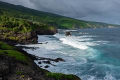 (miss_michelle) Tags: coastline hawaii maui piilanihighway pikeplace sunset travel usa ocean haleakala
