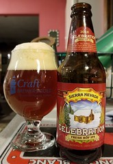Celebration Fresh Hop IPA (2018) (Pak T) Tags: ale beer beerporn beverage glass drink alcohol bottle can samsunggalaxys8 untappd celebration fresh hop ipa 2018 sierranevadabrewing chico california