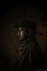 save a horse, ride a cowboy (Godriguezart) Tags: cowboy godriguez godriguezart gunslinger markrodriguez photography selportraiture selfportrait selfie selfy vintage western