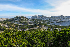 Čvrsnica mountain, Bosnia and Herzegovina (HimzoIsić) Tags: landscape mountain mountainside mountaineering hiking hill rock plant sky blue outdoor nature forest tree