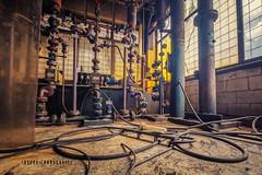 HFB11 (Lefers.) Tags: hfb urbex 2018 lefers abandoned industrial fuji xt1 wideangle wideangleshot decay heavy rust metal blast furnace warm details fineart