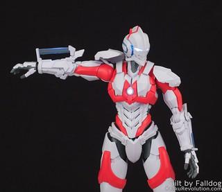 Model Principle Ultraman 20 by Judson Weinsheimer