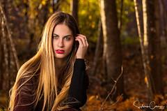 M-F (SdeGat) Tags: mariefrancelafond model modèle femme woman pretty jolie gatineau quebec canada portrait alone adult beauty beaute casual lookingatcamera fall automne