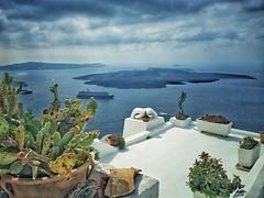 • Santorini • #instagreece #instasantorini #greece #santorini #city #cactus #skyline #sea #church #island #sky #blue #travel #myview #emotion #white #Thìra (lucabernacconi) Tags: ifttt instagram • santorini instagreece instasantorini greece city cactus skyline sea church island sky blue travel myview emotion white thìra