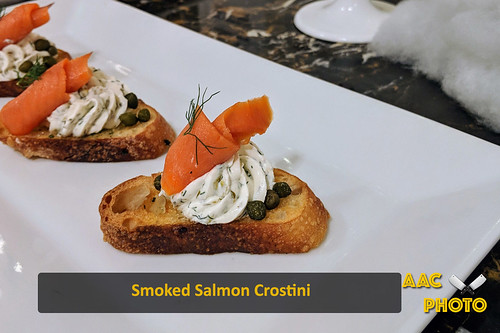 "Salmon Crostini • <a style=""font-size:0.8em;"" href=""http://www.flickr.com/photos/159796538@N03/45796368554/"" target=""_blank"">View on Flickr</a>"