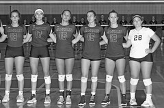 IMG_4318 (SJH Foto) Tags: girls high school volleyball garnet valley north allegheny state semifinals blackandwhite bw monocolour