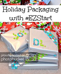 Gift Wrapping Ideas: Holiday Packaging with #EZStart – Amy Latta Creations (giftsmaps.com) Tags: gifts