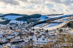 Kirchschlag (a7m2) Tags: austria loweraustria wienerneustadtland travel tourismus stadt history culture winter schnee festung fortress kirche buckligewelt